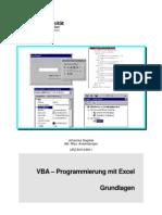 Programmierung Mit Excel Grundlagen