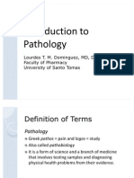 01 Introduction to Pathology