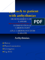 m.n. Lashari Arrythimias22-10