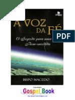 A Voz da Fé - Edir Macedo