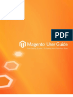 Magento CE User Guide