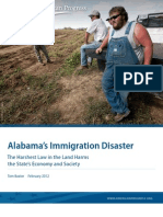Alabama's Immigration Disaster