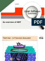 An Overview of HBT (PDF)