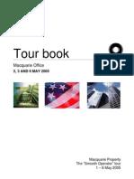 Us Tour Book
