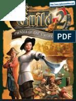 The Guild 2 - Pirates of the European Seas - ML1 Manual - PC