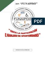 Proyecto General Funaipdis