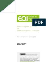 La Internacionalizacion DeLaPyme_2010