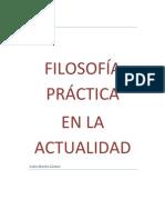 FILOSOFÍA     PRÁCTICA