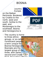 $$ Know About Bosnia $$