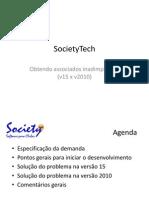 Society Tech - Obtendo dos Inadimplentes (v15xv2010)