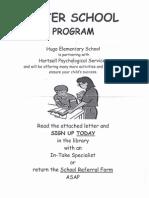 Hugo Program With Hartsell Psychological