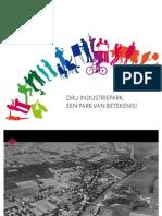 Presentatie DRU Industriepark Ulft
