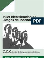 ACHS Taller de Identificacion de Riesgos