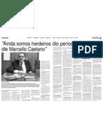 Entrevista Prof. Paulo Otero