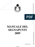 Manuale Segnapunti FIPAV