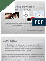 Estatística_Probabilidade