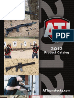 Advanced Technology International 2012 Catalog