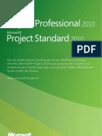 Nouveautes Client Project 2010