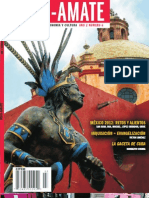 Rojo-amate, nº 06, enero-marzo 2012