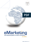 21745558 Emarketing the Essential Guide to Online Marketing