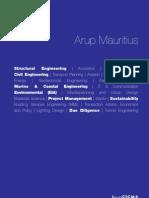 Arup Mauritius Brochure
