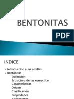 Bentonitas