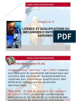 Licence Et Qualification de Mea