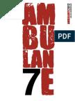 Programa Ambulante 2012 7ª Edicion