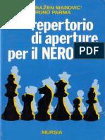 [eBook Ita Scacchi]Repertorio Di Aperture Per Il Nero