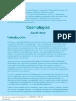 Ossio Acuña, Juan M. (1997) Cosmologías