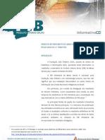 PIB MG-2010 - Publicação FJP