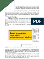 Crioterapia - informações gerais