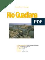 Rio Guadiana- Geografia