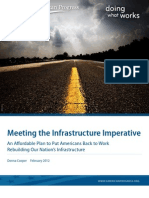 Meeting the Infrastructure Imperative