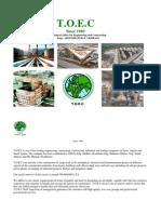 TOEC Profile 2010