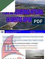 Eventos Plan de Seguridad Pais Vasco