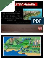 Aplicaciones de la Ingeniería Sanitaria en Zonas Urbanas y Mitigacion del Impacto Ambiental
