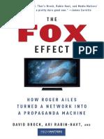 The Fox Effect by Media Matters for America, David Brock and Ari Rabin-Havt (Excerpt)
