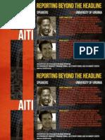 Haiti UVA Speakers Bio