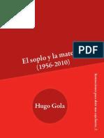El soplo y la materia, Hugo Gola