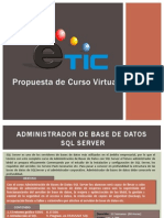 Propuesta de Formacion Virtual