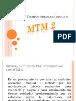 Unidad I. MTM2