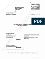 2012-02-13 Farrar v Obama - Appeal & Emergency Application for Stay