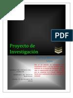 Proyecto Tarjeta de Crédito