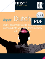 Rapid Dutch Vol 1