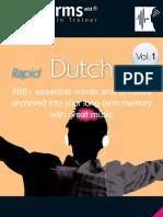 Rapid Dutch Vol 1