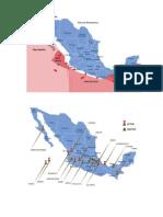 Placas Tectonic As de Mexico