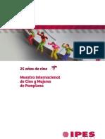 25 años de cine. Muestra Internacional de Cine y Mujeres de Pamplona