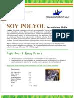 Soyol Polyol Formulations