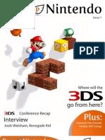 Pure Nintendo Magazine #1 - Oct 11